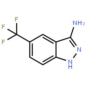3-Amino-5-(trifluoromethyl)-1H-indazole