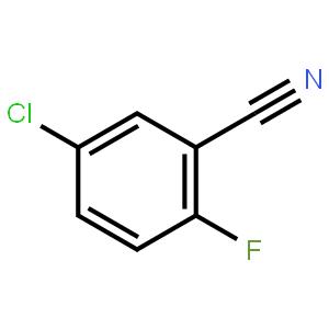 2-氟-5-氯苯腈