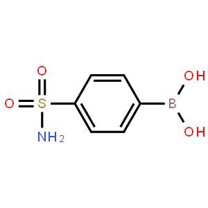 4-(氨基磺酰基)苯硼酸