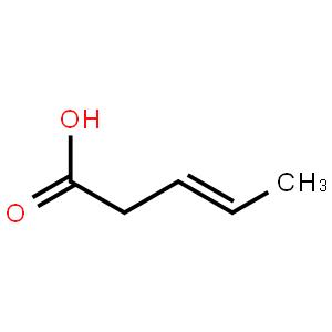 反-3-戊烯酸