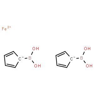 1,1'-二硼酸二茂铁(含有数量不等的酸酐)
