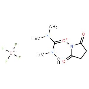 N,N,N',N'-四甲基-O-(N-琥珀酰亚胺)脲四氟硼酸盐