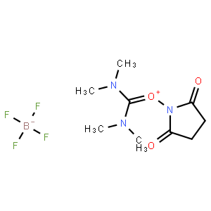 N,N,N',N'-四甲基-O-(N-琥珀酰亞胺)脲四氟硼酸鹽