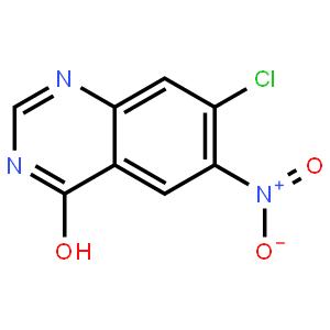 7-氯-6-硝基喹唑啉-4-酮