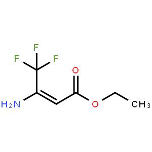 (E)-3-氨基-4,4,4-三氟丁烯酸乙酯