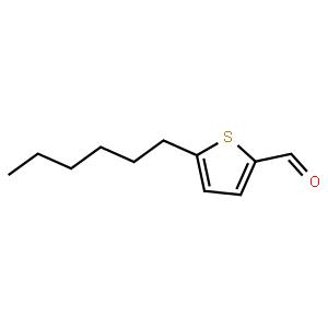 5-己基噻吩-2-甲醛