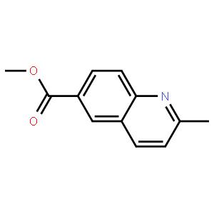 2-甲基喹啉-6-甲酸甲酯