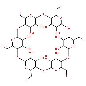 六(6-碘-6-去氧)阿尔法环糊精