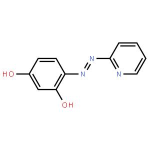 4-(2-吡啶偶氮)间苯二酚