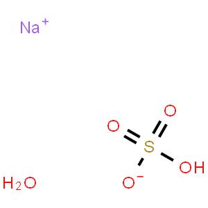 硫酸氢钠,一水