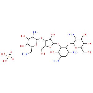 硫酸巴龙霉素
