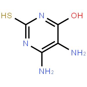 4,5-二氨基-2-硫脲嘧啶