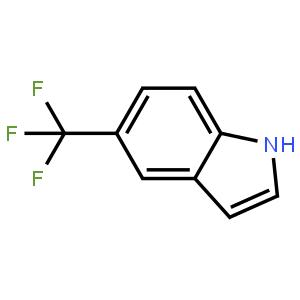 5-三氟甲基吲哚