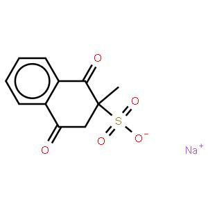亚硫酸氢钠甲萘醌