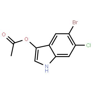 5-溴-6-氯-3-吲哚基乙酸酯