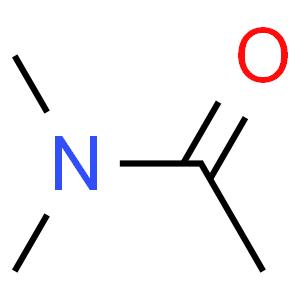 水中N,N-二甲基乙酰胺