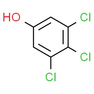 甲醇中3,4,5-三氯苯酚