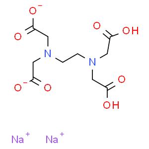 乙二胺四乙酸二钠容量分析用溶液标准物质
