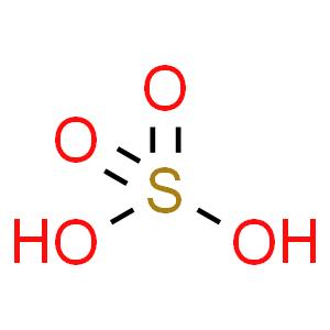 硫酸容量分析用溶液标准物质