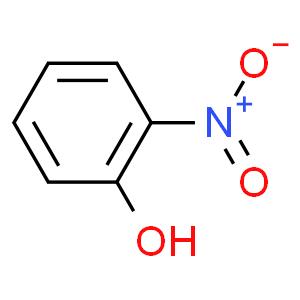 甲醇中2-硝基苯酚