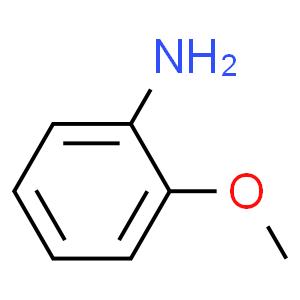甲醇中邻甲氧基苯胺