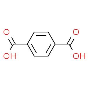 二氯甲烷和DMF中对苯二甲酸