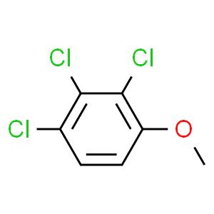 甲醇中2,3,4-三氯苯甲醚