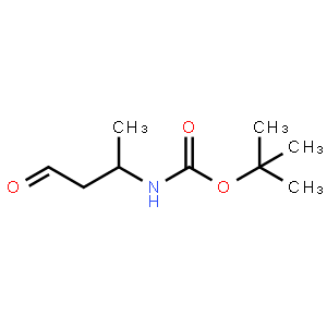 (S)-tert-Butyl(4-oxobutan-2-yl)carbamate