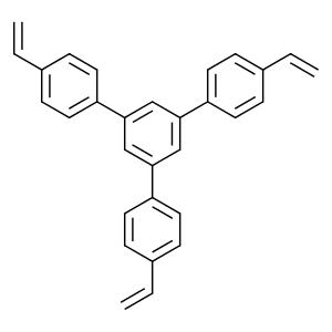 1,1':3',1''-Terphenyl, 4,4''-diethenyl-5'-(4-ethenylphenyl)-