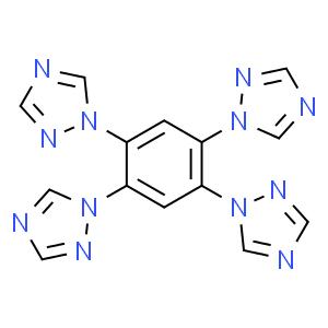 1,2,4,5-tetra(1H-1,2 ,4-triazol-1-yl)