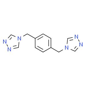 1,4-bis((4H-1,2,4-triazol-4-yl)methyl)benzene