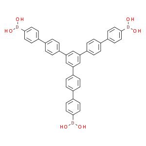 Boronic acid, B,B'-[5''-(4'-borono[1,1'-biphenyl]-4-yl)[1,1':4',1'':3'',1''':4''',1''''-quinquephenyl]-4,4''''-diyl]bis-