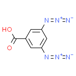 3,5-Diazidobenzoic acid