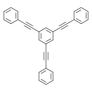 1,3,5-三( 苯基乙炔)苯