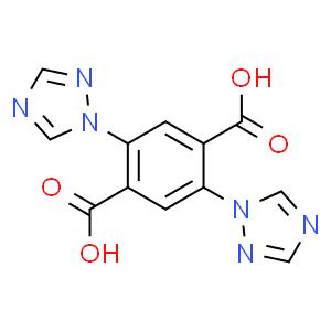2,5-双(1,2,4-三唑-1-基)对苯二甲酸
