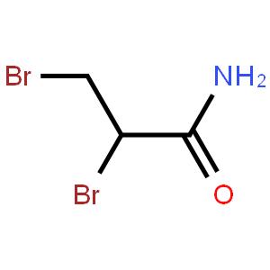 2,3-Dibromopropionamide [Standard for Acrylamide GLC Determination] 2,3-二溴丙酰胺[丙烯酰胺的气液色谱测定法的标准]