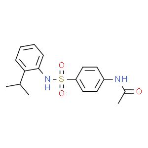 乙酰氨基苯磺酰)-2,3-二甲基苯胺