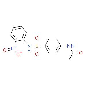 N-(4-N'-乙酰氨基苯磺酰)-2-硝基苯胺