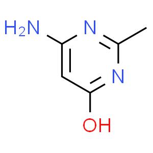 4-氨基-6-羟基-2-甲基嘧啶