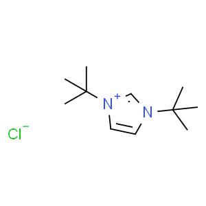 1,3-二叔丁基咪唑鎓氯化物