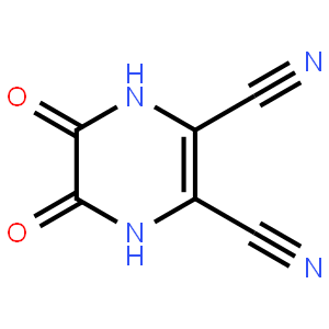 1,4,5,6-Tetrahydro-5,6-dioxo-2,3-pyrazinedicarbonitrile  1,4,5,6-四氢-5,6-二氧-2,3-吡嗪二甲腈