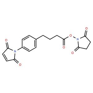 4-(4-馬來酰亞胺基苯基)丁酸琥珀酰亞胺