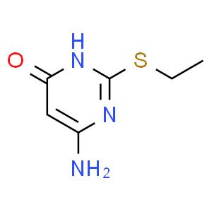 6-氨基-4-羟基-2-乙巯基嘧啶