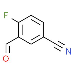 5-氰基-2-氟苯甲醛