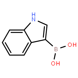 吲哚-3-硼酸