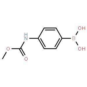 4-(甲氧羰基氨基)苯基硼酸