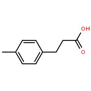 3-(4-甲基苯基)丙酸