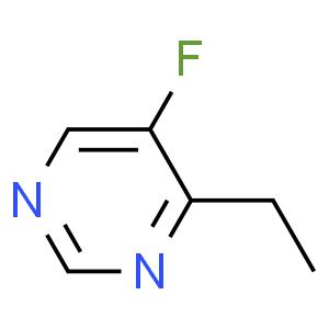 4-乙基-5-氟嘧啶