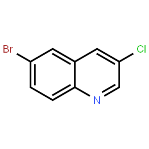 6-溴-3-氯喹啉