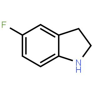 5-氟吲哚啉